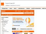 orange free sms website